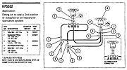 Teleflex HF5502 Dual Cylinder Fitting Kit