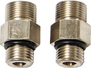 Teleflex HF6009 Orb Fitting Straight 2PK