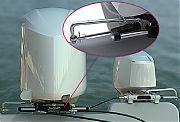 "Teleflex HO6122 Tie Bar Kicker Cable 22"""