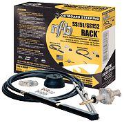 Teleflex NFB Dual Rack Steering System 12´