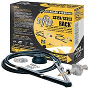 Teleflex NFB Dual Rack Steering System 13´