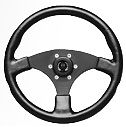 Teleflex SW52022P Viper Steering Wheel With Ergonomic Grip