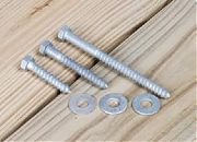 "Tie Down 24292 3/8"" X 5"" Lag Bolt Set"