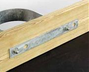 """Tie Down 26396 Backing Plate 4"""" x 18"""""""