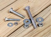 "Tie Down 26535 1/2"" X 3"" Carriage Bolt Set"