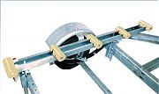 Tie Down 86117 4´ Bunk With Black Rollers