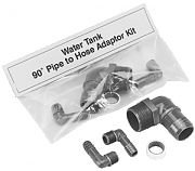 Todd 932223 Water Tank 90 Degree Pipe to Hose Kit