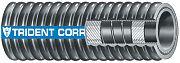 "Trident 25211241B Flex Corrugate Hardwall Exhaust Hose 1-1/2"" I.D"