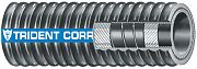 "Trident 2522124 Flex Corrugate Hardwall Exhaust Hose 2-1/2"" I.D"