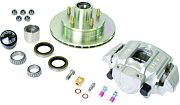 UFP by Dexter K71-078-05 Boxed Disc Brake Kit: Integral