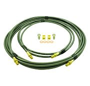 UFP by Dexter K71-111-00 Brake Line Kit: Tandem Axle