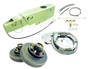 UFP by Dexter K71-118-00 Complete Drum Brake Kit