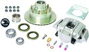 UFP by Dexter K71-806-05 Boxed Disc Brake Kit: Integral