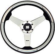 "Uflex LINOSASS 13.8"" Silver Linosa Aluminum Wheel"