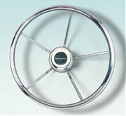 Uflex V43 Stainless Steel Steering Wheel