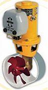 Vetus BOW6024 132LBF. 24V Bow Thruster