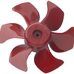 Vetus SET0089 Bow 50/60 6 Blade Replacement Propeller