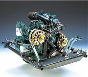Volvo Penta 3889549 Alternator Kit
