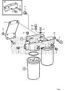 Volvo Penta 8194541 Fuel Filter HOUSING(V2)