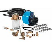 Webasto 5012224A Seawater Kit 12 16K 115V