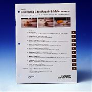 West System 002550 Book Fiberglass Boat Repair