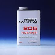 West System 205B Fast Hardener .86 QT