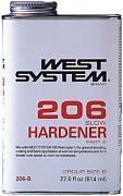 West System 206B Slow Hardener .86 QT