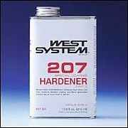 West System 207SC Special Clear Hardener - 1.45 Gallon