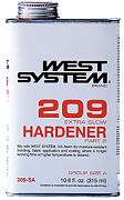 West System 209SB Special Tropical Hardener .33 Gal