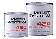 West System 42036 West Aluminum Powder - 36oz.