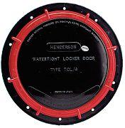 Whale LD4000 Whale Locker Door TCL-4 Black