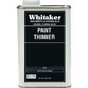 Whitaker 761806 Odorless Paint Thinner Gallon