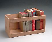 WhiteCap 62512 Teak Hardcover Book Rack