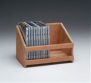 WhiteCap 62520 Teak CD Rack