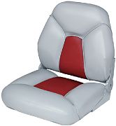 Wise 8WD1090-787 Fold Down Seat Marb/Dr Red