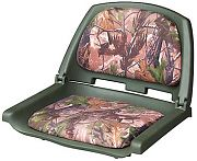 Wise 8WD139CLS762 Seat Fold Down Molded Plastic - Real Tree Camo