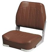 Wise 8WD734PLS716 Economy Seat - Brown