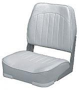 Wise 8WD734PLS717 Economy Seat - Grey