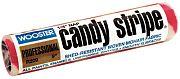"Wooster R2099 9"" Candy Stripe 1/4"" Nap Roller"