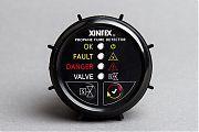 Xintex Propane Detector Black with Solenoid Valve