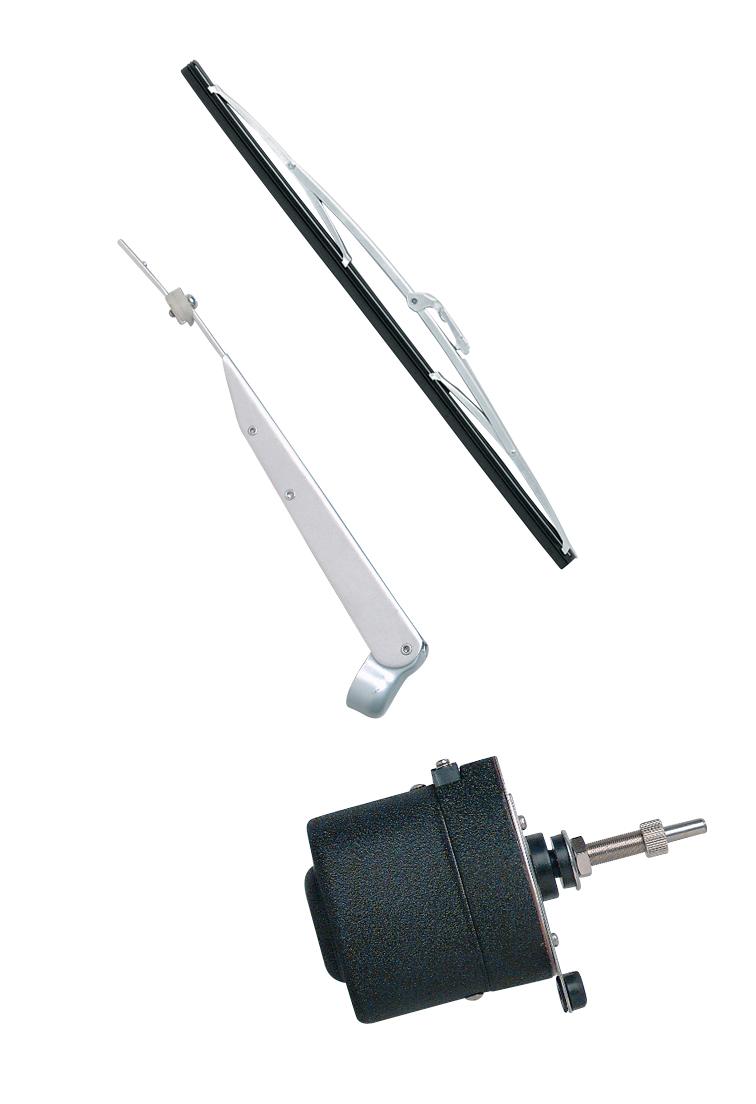 Afi 32000 80 degree with 2 1 2 shaft std wiper kit afi for Marine windshield wiper motor kit