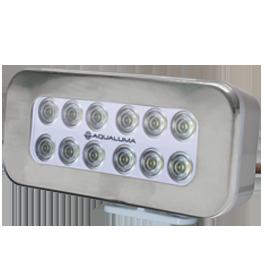 Scandvik 41441P Bracket Mounting LED Spreader Light Black