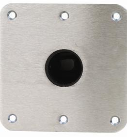 Swivl-Eze SP-3004 ADJ HEIGHT PIN POST 14IN-17IN