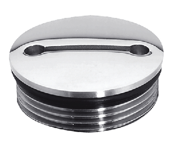 Attwood 660023 Deck Fill Replacement Cap Fo 66404