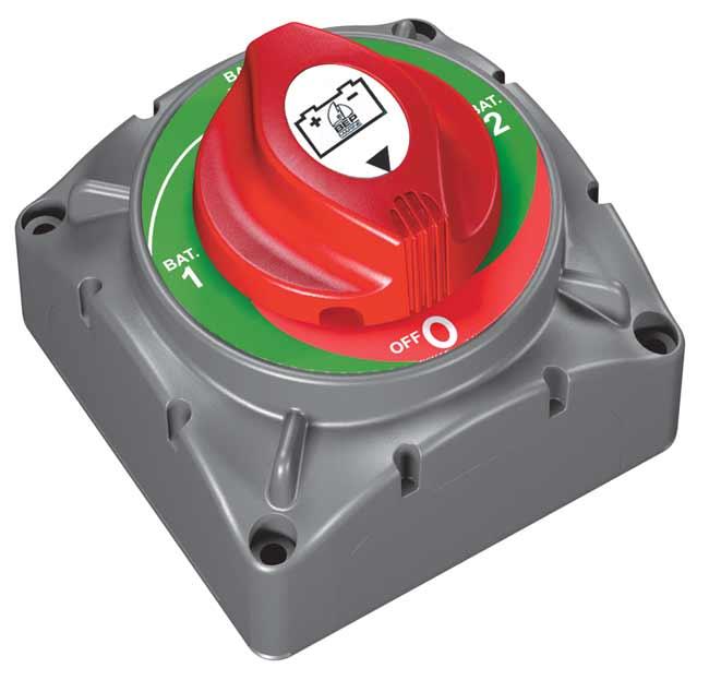 Bep Marine Heavy Duty Selector Switch
