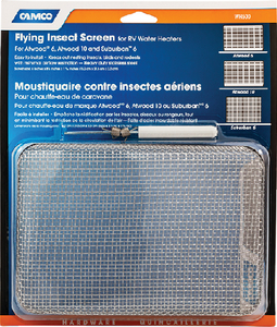 Camco 42145 Flying Insect Screen Wh 500 Camco 42145 Rv Water Heater Accessories Rv Appliances Rv Products Outdoor Products Boatersland Marine