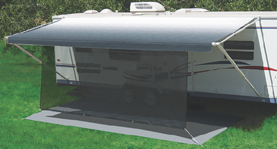 Awning SunBlocker by Carefree Navy 6/' x 15/'