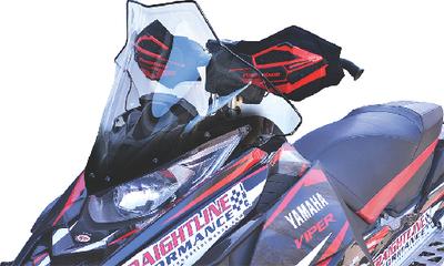 Cobra powermadd 14530 yamaha sr viper windshield cobra for Yamaha sx viper windshield