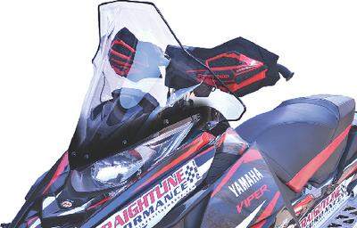 Cobra powermadd 14540 yamaha sr viper windshield cobra for Yamaha sx viper windshield