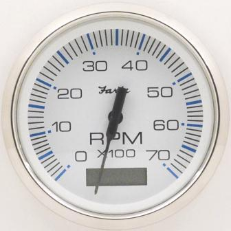 Faria Tach What Setting For A Yamaha Outboard